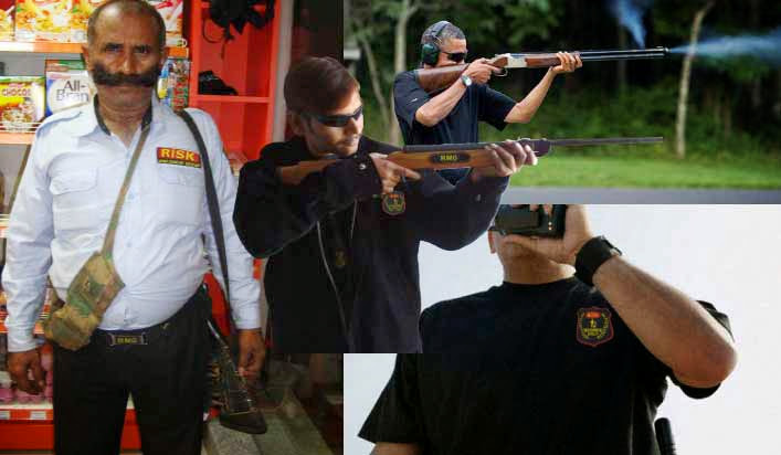 Gunman, Bodyguard, Personal Security Officer