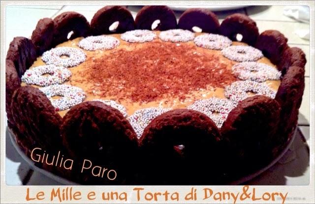 torta fredda special al caramello
