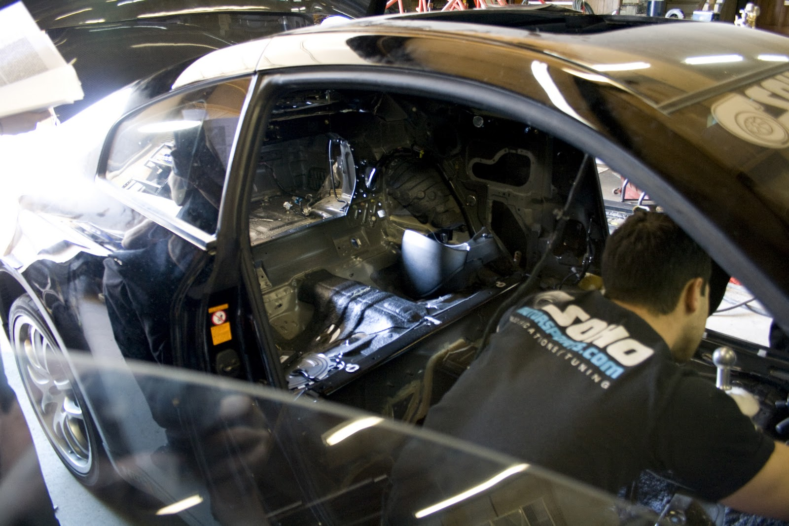Z-Car Blog » Post Topic » Mark's Widebody G35 |Roll Cages G35 Coupe