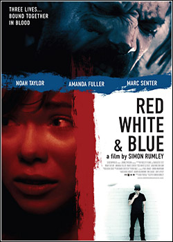 Filme Poster  Red White And Blue DVDRip XviD & RMVB Legendado