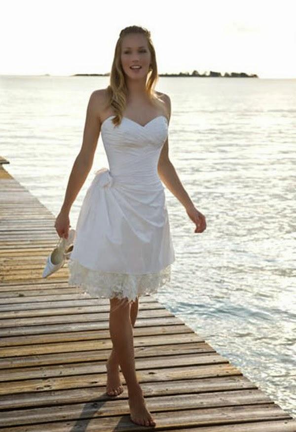 Beach Casual Wedding Dresses 37 Superb