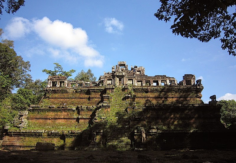 Celestial Temple at Angkor Thom