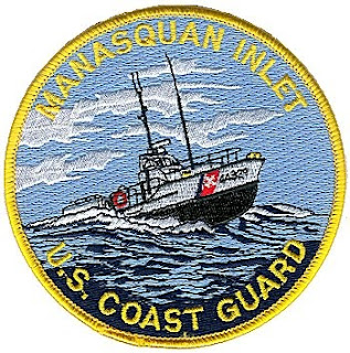 Coast Guard Station Manasquan Inlet Patch