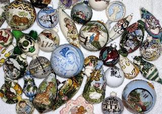 """Ornaments"" by Artist Serena Boschert"