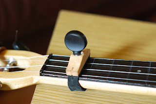 volcapo ukulele capo