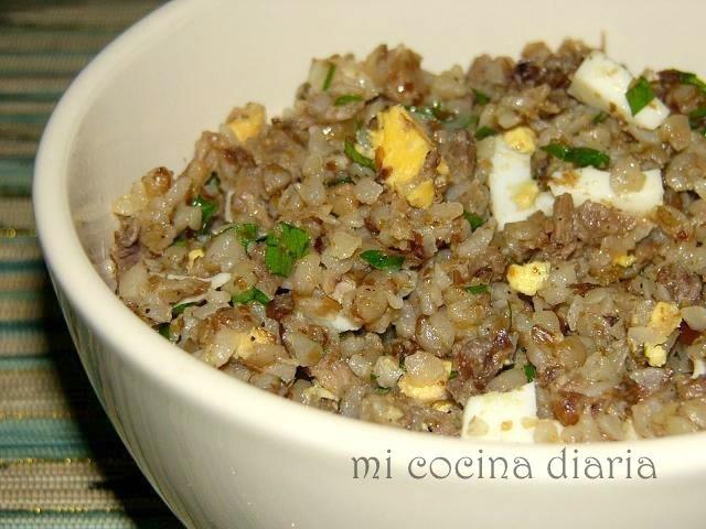 Gacha Fiesta de trigo sarraceno (Каша гречневая Праздничная)