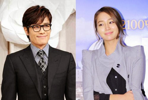 Lee Byung Hun And Lee Min Jung Reveal They Are An Item
