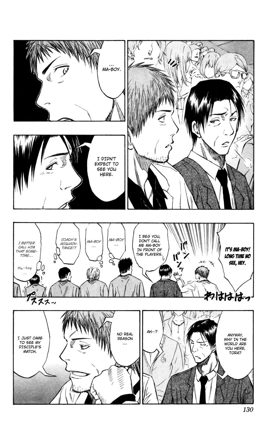 Kuroko no Basket Manga Chapter 115 - Image 4