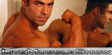 MuscleHunks Live Show