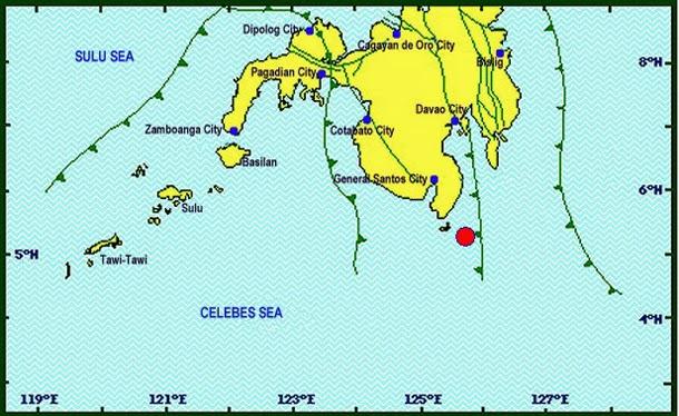 5.7-M quake