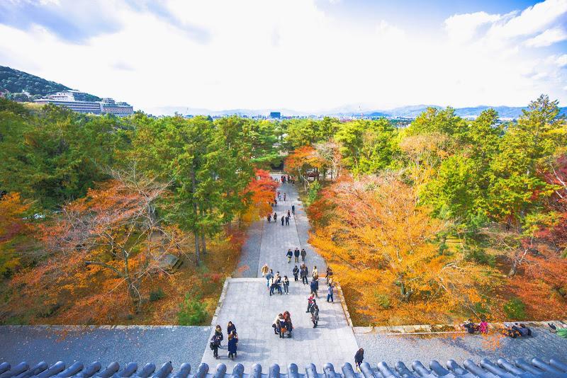 京都 南禅寺 紅葉 写真4