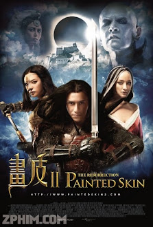 Họa Bì 2: Hồi Sinh - Painted Skin: The Resurrection (2012) Poster