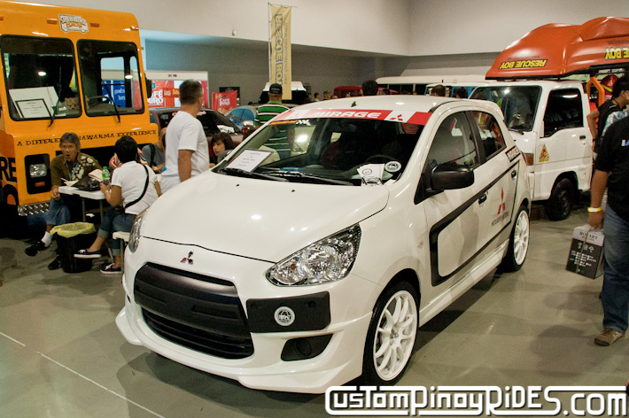 Mitsubishi Mirage by Atoy Customs Custom Pinoy Rides pic1