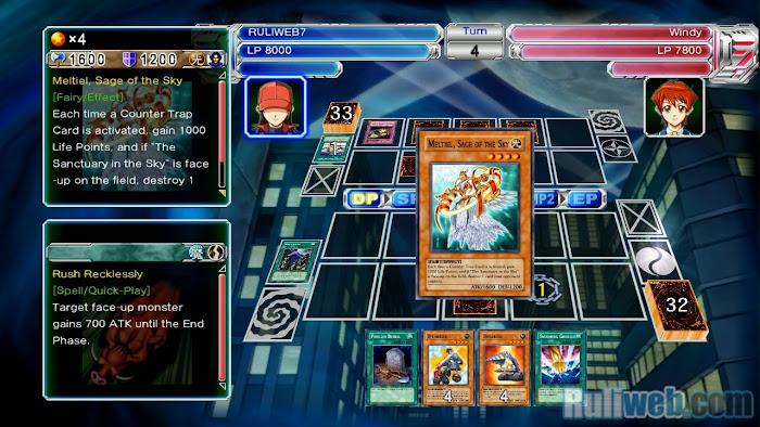 Thử nghiệm Yugi Oh 5DS phiên bản PS 3 - Ảnh 8