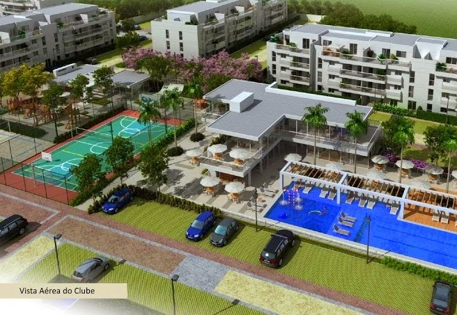 Frontpark Residence Campo Grande