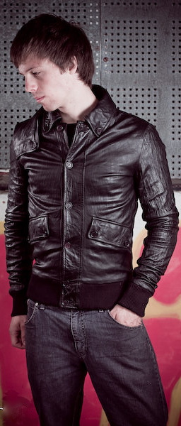 5 Tips On How To Wear A Leather Jacket Guys Modern Wife Life