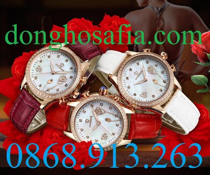 Đồng hồ nữ Vinoce V6276L