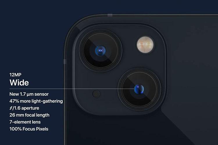 Nâng cấp đáng chú ý của Camera