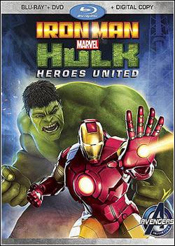 Homem de Ferro e Hulk: Super-Heróis Unidos – Dublado