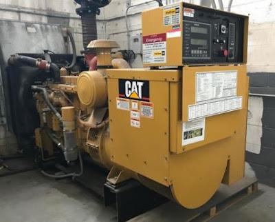 Máy phát điện Caterpillar 300kva – 2000kva