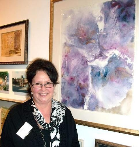 Artist Renea Erickson