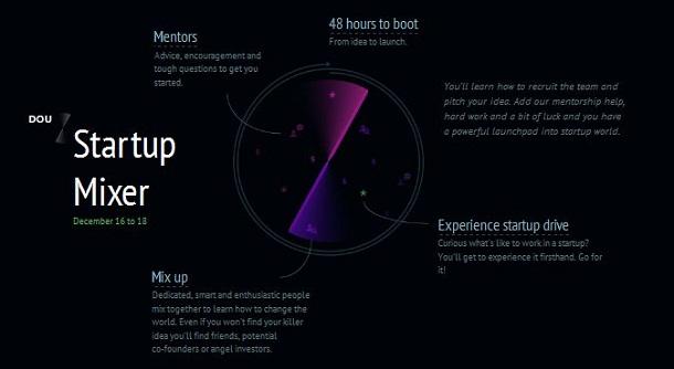 DOU Startup Mixer