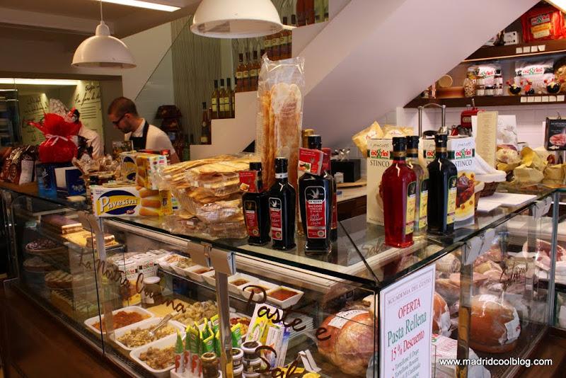 MADRID COOL BLOG accademia del gusto rios rosas little italy cursos, restaurante