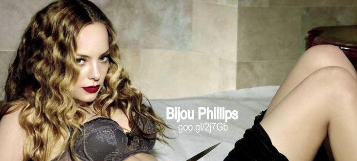 Bijou Phillips