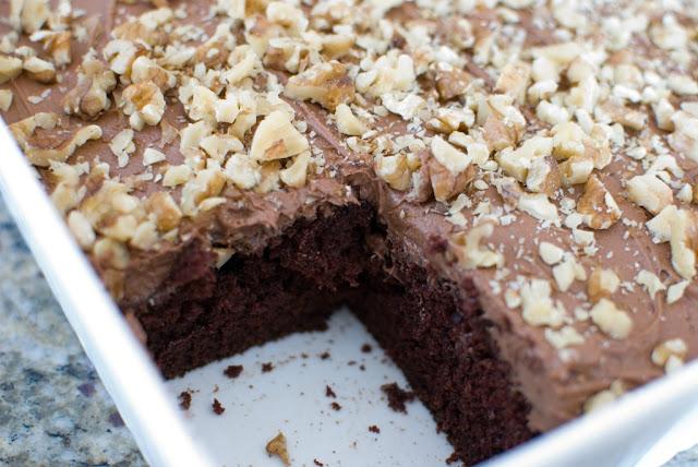 24 - Devils Food Cake