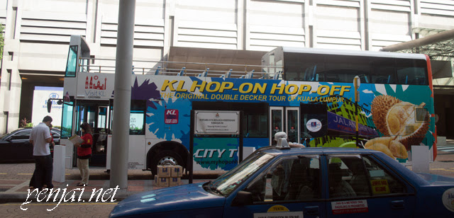 KL Hop-On Hop-Off City Tour