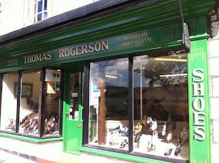 Thomas Rogerson, Rothbury, Rothbury Guide