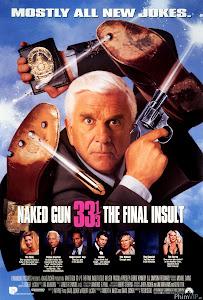 Họng Súng Vô Hình 3 - The Naked Gun 33 1/3: The Final Insult poster