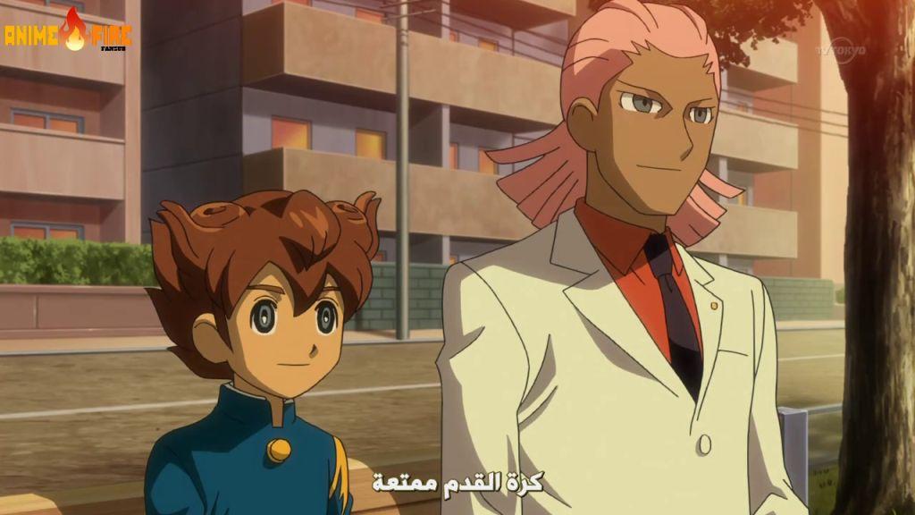 """الحلقة 37 و 38 من """" Inazuma Eleven Go """" مترجمة من فريق Anime Fire vlcsnap-2012-02-05-0"""