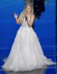 Lady Gaga en los Oscars 2015
