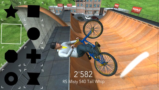 DMBX 2.5 - Mountain Bike and BMX v1.1.1 for iPhone/iPad