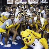 MEAC Cheerleading