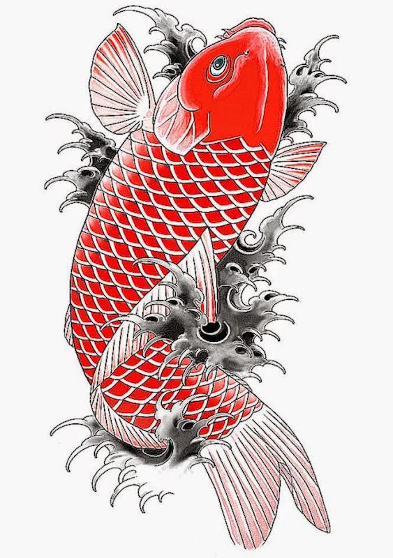 Koi Tattoo   Characters amp Art   Yakuza