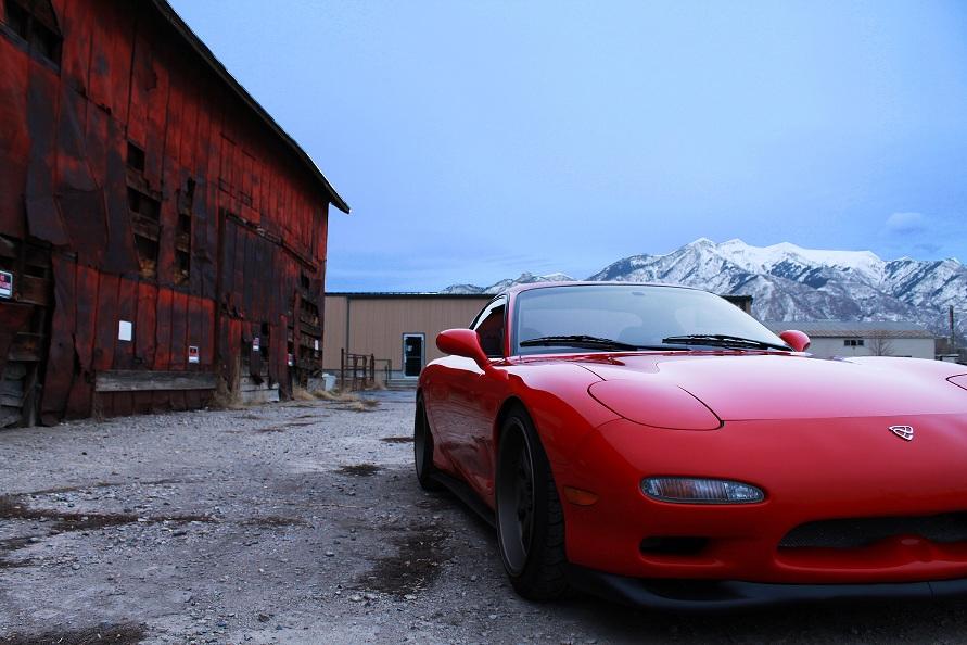 Utah Rx7 Member??? - RX7Club com - Mazda RX7 Forum
