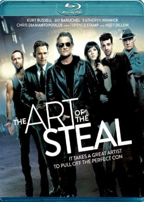 Filme Poster The Art Of The Steal BRRip XviD & RMVB Legendado