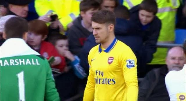 Ramsey, Cardiff City - Arsenal
