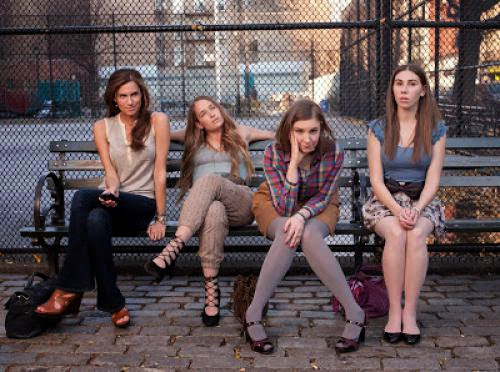 The Daily Beast Hbo Girls Is The Best New Show Of 2012