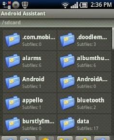 Android Asisten Meneger