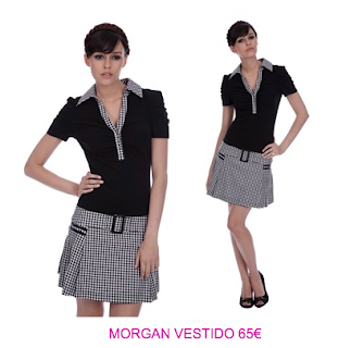 Morgan vestidos casuales6
