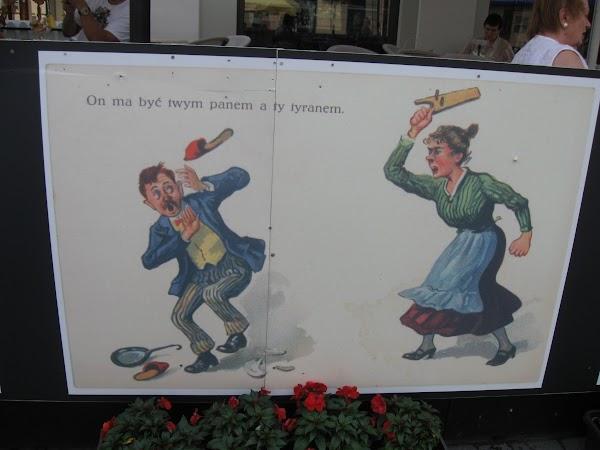 plakat w Lublinie