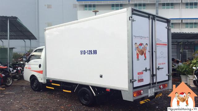 Hình ảnh xe tải 1 tấn