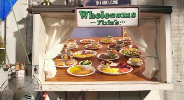 Havas Worldwide Latest Ad for Cracker Barrel Wholesome Fixin's is Greater Than It's Parts