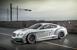 PARIS 2012 - Bentley Continental GT3 Concept [VIDEO]