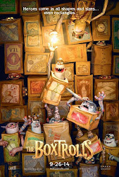 The Boxtrolls Official Trailer 2014