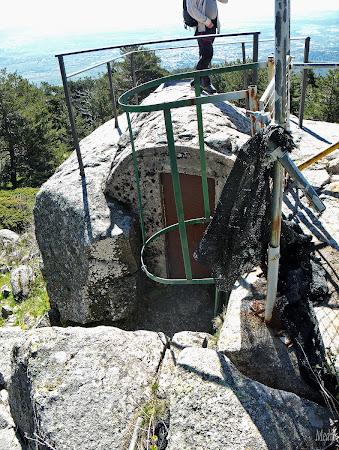 bunker cerro piñonero