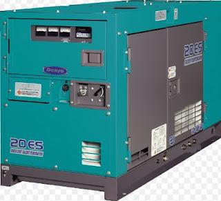 Máy phát điện Denyo 750kva – 2000kva